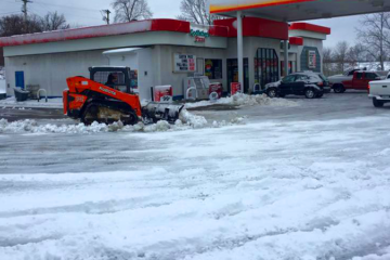 De-Icing & Snow Removal